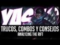 ¡TRUCOS, COMBOS y CONSEJOS CON YASUO! | MODO SAND BOX | Como ser el mejor con Yasuo