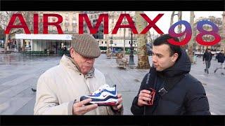 NIKE AIR MAX '98