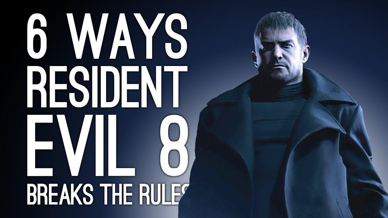 Resident Evil 8: 6 Ways Resident Evil Village Breaks the Rules