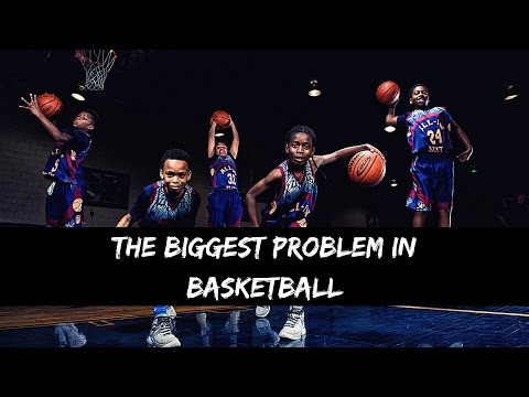 The BIGGEST Problem in Basketball