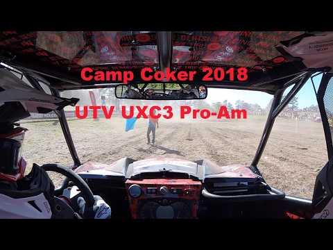 Camp Coker UTV 2018 GNCC