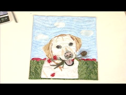 Pet Picture Quilts Made Easy