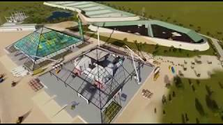 Progetto Impianto Z.T.M.T. di Sharre - Tirana