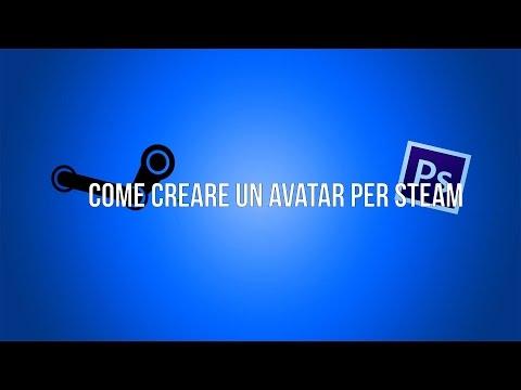 Come creare un Avatar per Steam