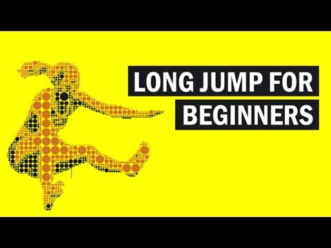 Long Jump For Beginners