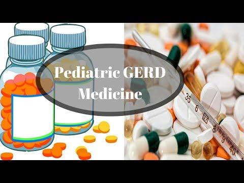 Pediatric GERD Medicine