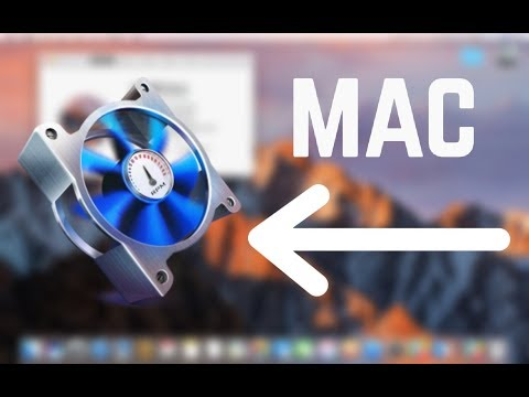 How To Control The Fan Speed On Your Mac | 2017