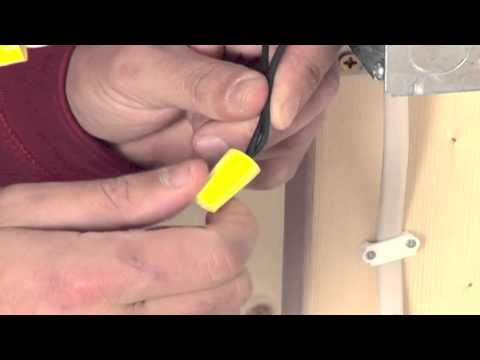 Wiring Tips:  Twisting wiring on your electrical project