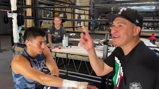 Cyborg Shares the moment she beat Gina Carano