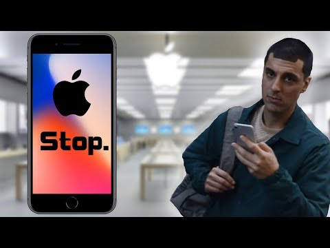 Samsung Newest Commercial Throws Shade At The iPhone X And It's Brilliant!
