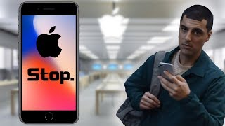 Samsung Newest Commercial Throws Shade At The iPhone X And It