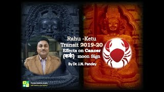 Rahu Ketu Transit 2018 For Cancer   Kark Rashifal for Rahu