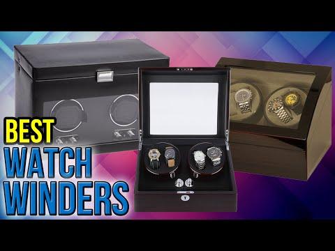 10 Best Watch Winders 2017