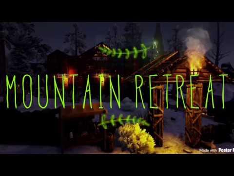 Mountain Cabin Retreat Build. Ark Survival Evolved Xbox one No mods Prim plus
