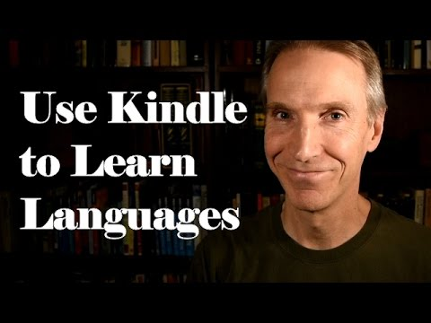 Using a Kindle E-Reader to Learn Spanish (and other languages)