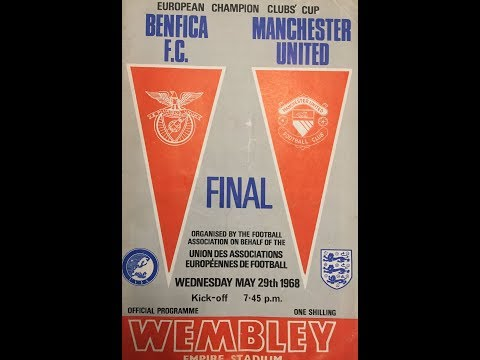 European Cup Final - Who Won It First? Lew Was There! 50th Anniversary