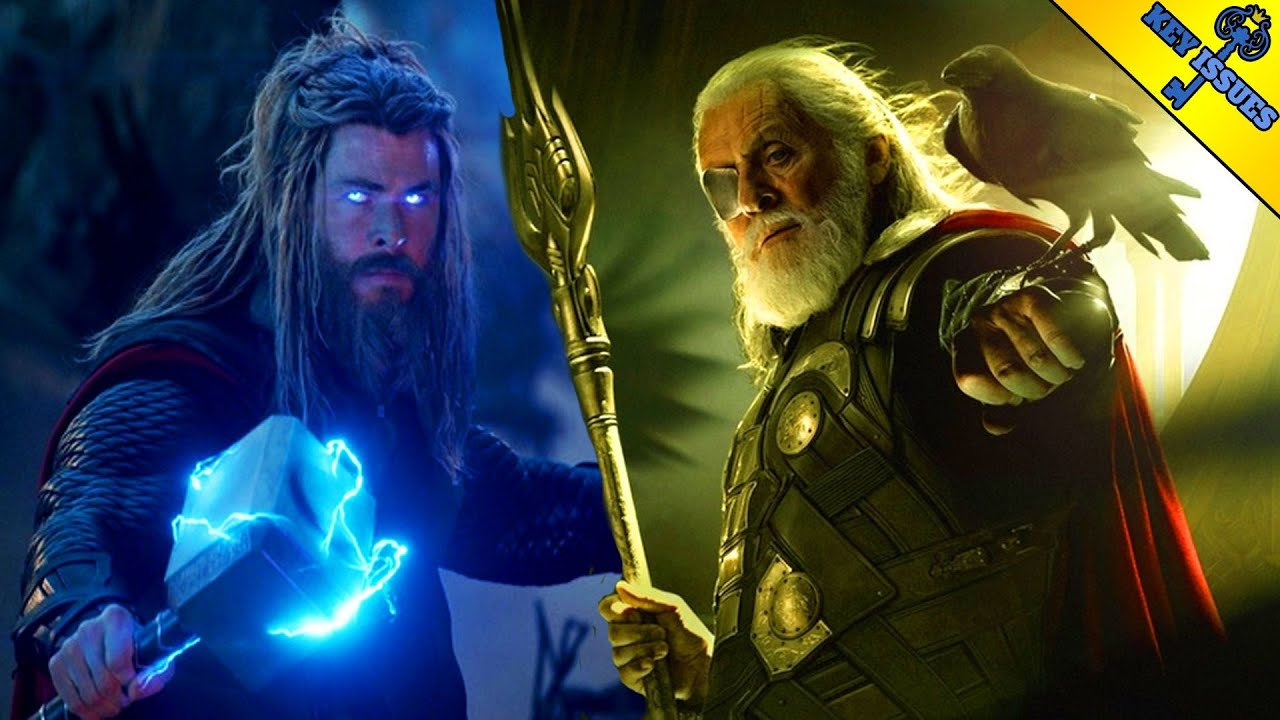 The Most Powerful Weapons of Asgard