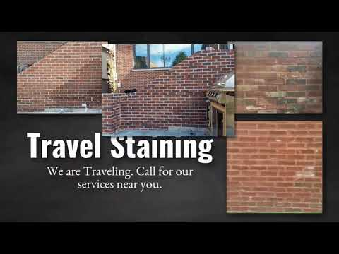 Travel Staining