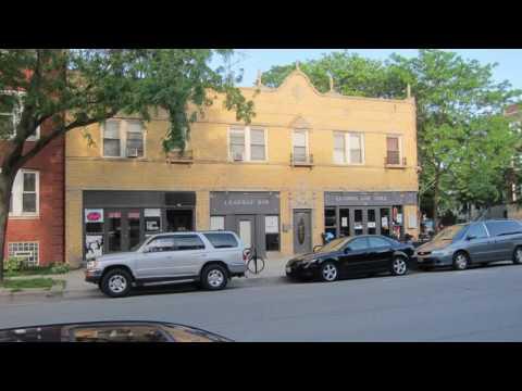Chicago Bar, Combined Liquor License, 3 Apts, Hair Salon - FOR SALE