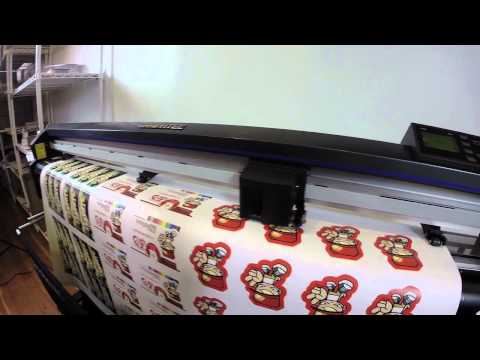 How Vinyl Stickers are Made. Clubcard San Francisco, Weatherproof Die Cut Stickers | Clubcard TV