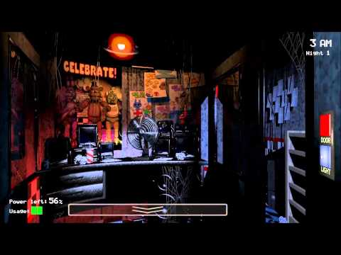 Five Nights at Freddy's (I have a problem)