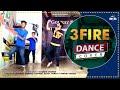 3 Fire Bhangra Dance Performance | Sharry Mann | D4U Dance Academy | Bhangra Dance Songs