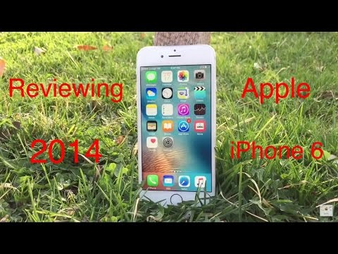 Epic Reviewing Apple iPhone 6 in 2016