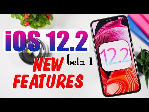 iOS 12.2 Beta 1 RELEASED - NEW Features & Changes !
