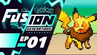 Pokemon infinite fusion nds rom