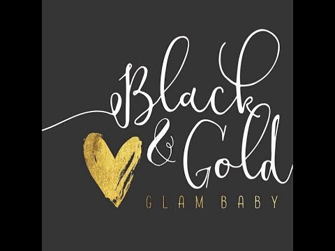 Linden Ave Glam Baby Wall Decor