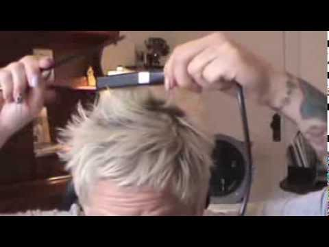REQUESTED VIDEO: How I style my pixie cut from start to finish