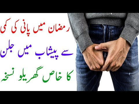 Urinary Tract Infection - Bladder Infection Remove Pain Home Remedy just A Mint Free Make At Home