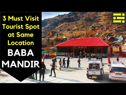 Baba Harbhajan Singh Temple Gangtok Sikkim India || Part #1 🛩🌠