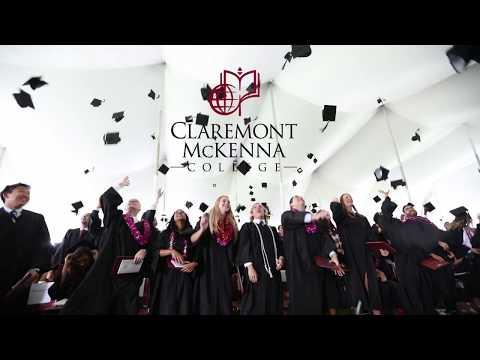 Claremont McKenna College Commencement 2018 (highlights)