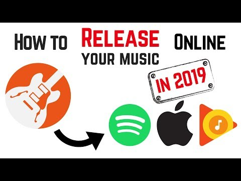 How to release music to Spotify, iTunes, Apple Music and more
