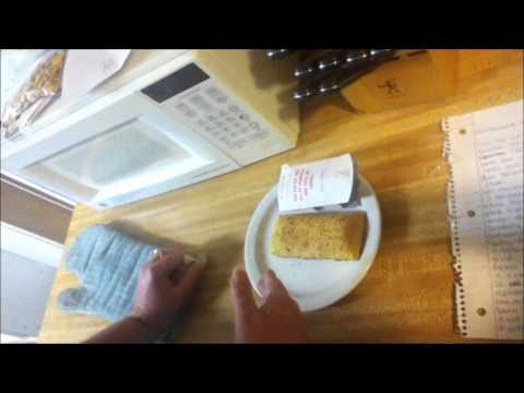 How to microwave a hot pocket