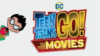Teen Titans Go! To The Movies | Official Teaser Trailer Teaser!