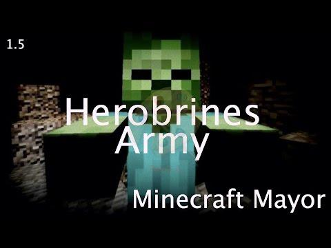 Village Mayor/Slayer - Herobrine's Army Pirate Ship Wreck - 1.5