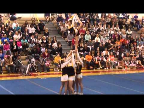 Advanced Stunt Group Competition