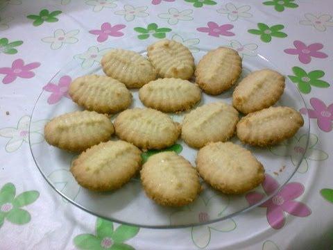 Danish Butter Cookies Recipe
