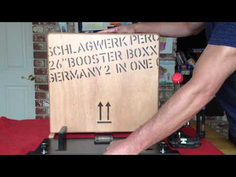 Schlagwerk Booster Box 2 In 1 Cajon Review!