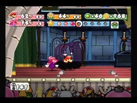 Paper Mario TTYD: Part 55: Final Boss Shadow Queen