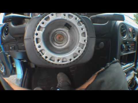 How To Install An Aftermarket Steering Wheel   Haggard Garage