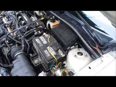 '00-'08 Ford Focus Fuel Filter Replacement