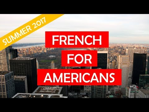 French for Americans # Discover 4 French phrases with ILS