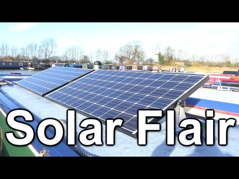 15. Installing solar panels on my narrowboat (2 x 240W Panasonic)