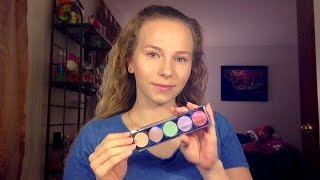 Make Up Forever 5 Camouflage Cream Palette Review Demo