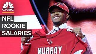 How Much Do NFL Draft Picks Make?