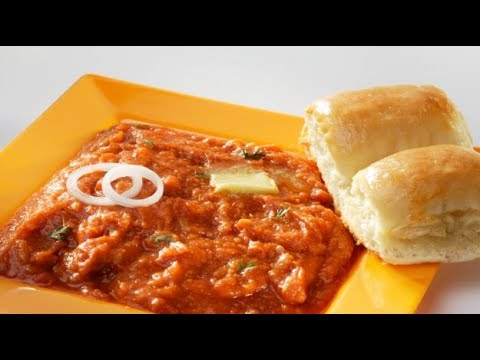 Recipe of Pav Bhaji मराठी Best and Tasty Food of India