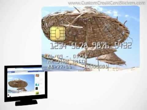 Personalised Debit Cards